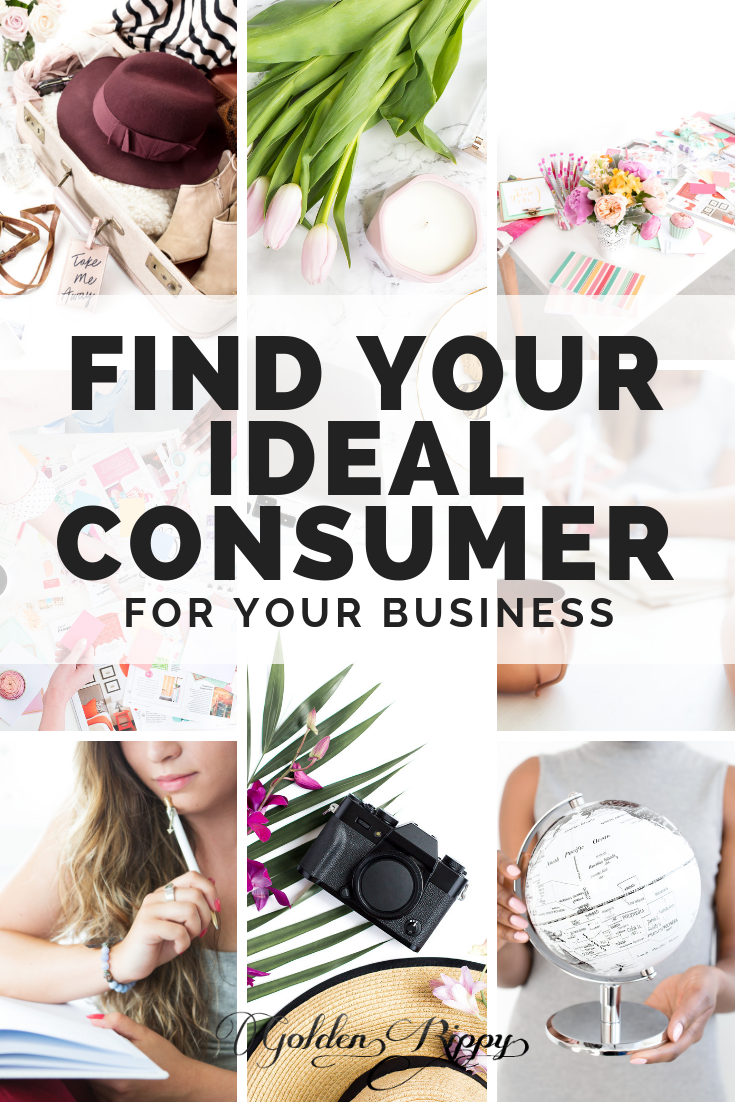 find ideal consumer